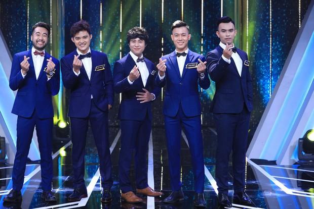 Người ấy là ai: Hương Giang khiến khán giả khó hiểu khi giơ bảng Xanh cho chàng trai LGBT - Ảnh 1.