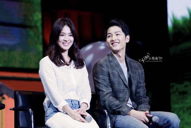 Đội ngũ sản xuất phim lần đầu tiết lộ động thái và thái độ không ngờ của Song Joong Ki vào ngày đệ đơn ly hôn - Ảnh 1.