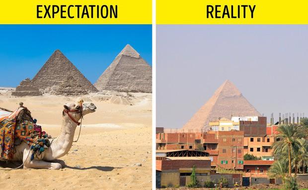 12 địa điểm du lịch nổi tiếng thế giới với ảnh trên mạng và đời thực khác nhau một trời một vực - Ảnh 3.