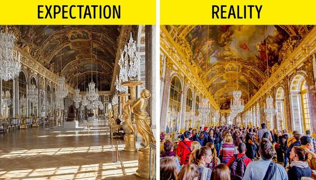 12 địa điểm du lịch nổi tiếng thế giới với ảnh trên mạng và đời thực khác nhau một trời một vực - Ảnh 4.