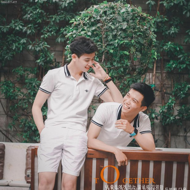 Phát hờn với độ đẹp đôi lẫn đáng yêu của 4 cặp LGBT từng xuất hiện trong Người ấy là ai - Ảnh 3.