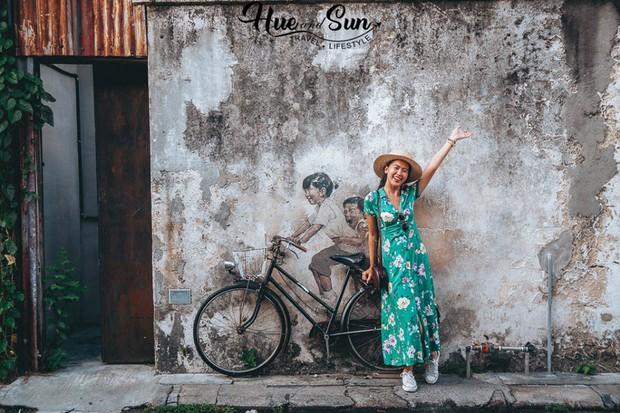 Nghe travel girl xinh đẹp mách bài 6 điều nhất định phải làm khi đi du lịch Penang, bỏ lỡ điều số 3 là uổng cả đời luôn đó! - Ảnh 1.