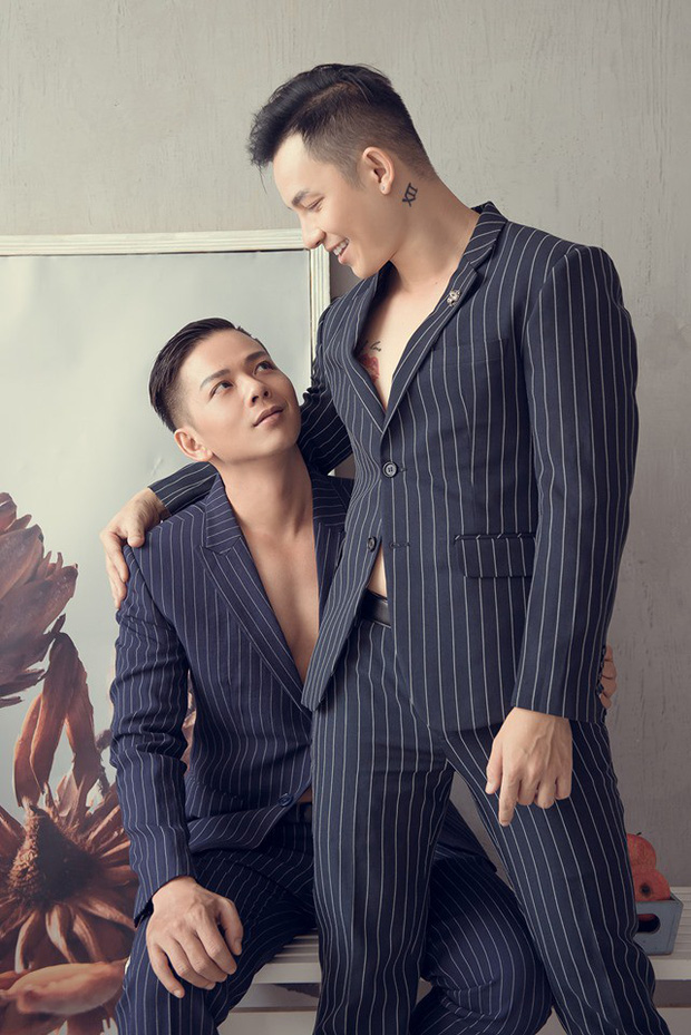Phát hờn với độ đẹp đôi lẫn đáng yêu của 4 cặp LGBT từng xuất hiện trong Người ấy là ai - Ảnh 9.