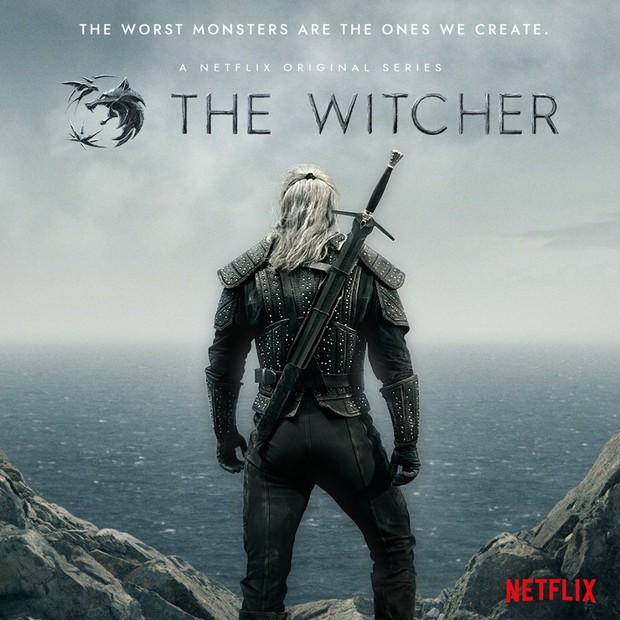 Chán làm siêu nhân, Henry Cavill chuyển sang bắt nạt quái vật trong The Witcher - Ảnh 9.