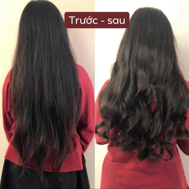 Con gái lớn MC Quyền Linh sớm bộc lộ tố chất beauty blogger với khả năng làm tóc điệu nghệ - Ảnh 3.