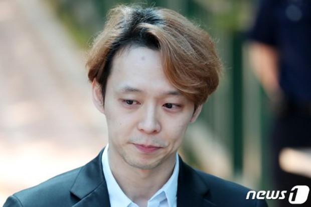 NÓNG: Park Yoochun mếu máo khóc, chính thức bị tuyên án tù vì bê bối ma túy với hôn thê tài phiệt - Ảnh 6.