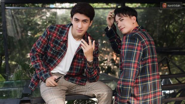 Team Nâu Cuộc đua kỳ thú 2019: Bình An và S.T Sơn Thạch tiết lộ không bao giờ ngồi ăn cơm cùng nhau - Ảnh 2.