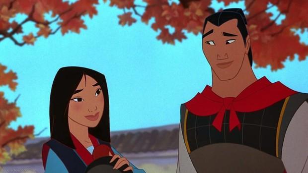 Disney thẳng tay bỏ cả chú rồng Mushu và phần nhạc kịch của Hoa Mộc Lan bản người đóng? - Ảnh 4.
