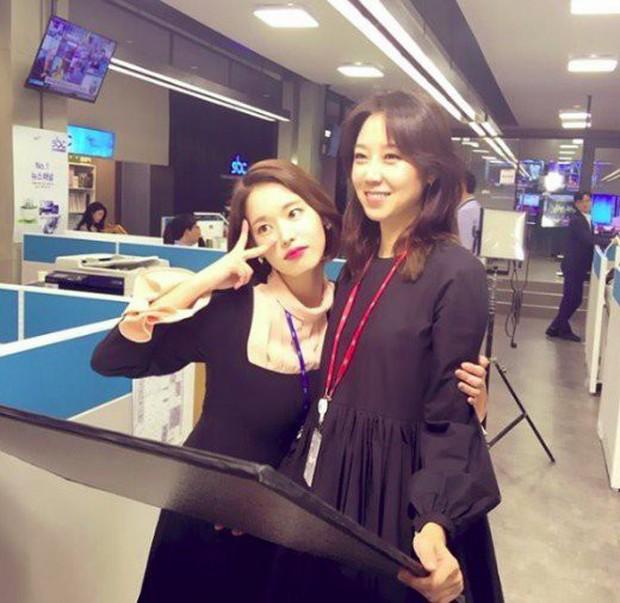 Mỹ nữ Hậu Duệ Mặt Trời Park Hwan Hee trước khi tố giác chồng cũ bạo hành: Sự nghiệp nữ phụ toàn phim hot - Ảnh 6.