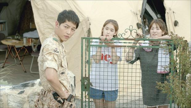 Mỹ nữ Hậu Duệ Mặt Trời Park Hwan Hee trước khi tố giác chồng cũ bạo hành: Sự nghiệp nữ phụ toàn phim hot - Ảnh 13.