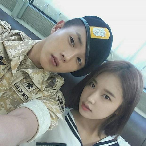 Mỹ nữ Hậu Duệ Mặt Trời Park Hwan Hee trước khi tố giác chồng cũ bạo hành: Sự nghiệp nữ phụ toàn phim hot - Ảnh 11.