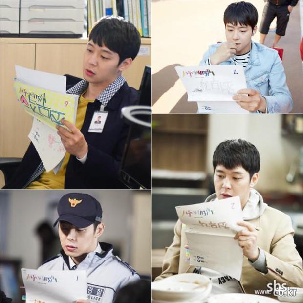 Từng đóng vai cảnh sát cool ngầu, tréo ngoe thay Park Yoochun lại bị tuyên án tù treo rồi? - Ảnh 4.