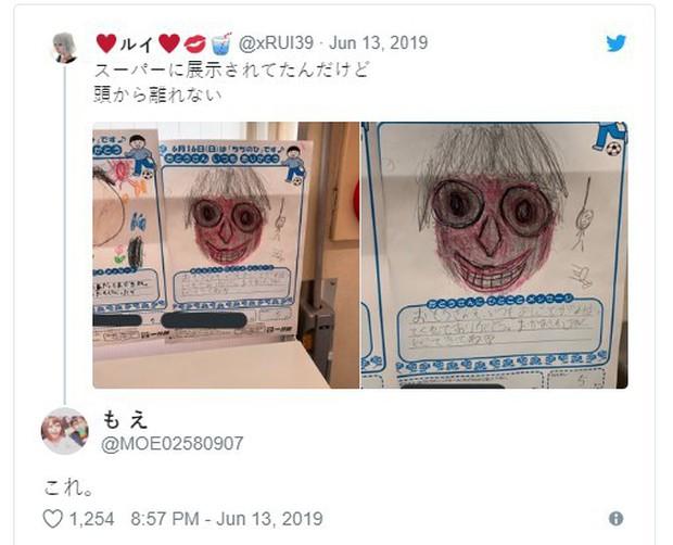 Bức tranh rùng rợn về bố của đứa trẻ 5 tuổi tại siêu thị gây xôn xao mạng xã hội, như lời kêu cứu trong vô vọng - Ảnh 1.