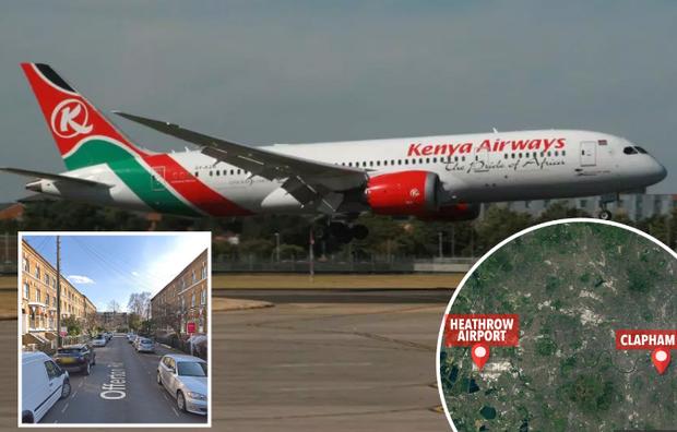 Người dân phát hoảng vì thi thể đàn ông rơi từ máy bay xuống vườn nhà, hãng hàng không xác định do khách lậu vé bám càng suốt 9 tiếng - Ảnh 2.