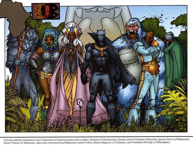 10 điều nên biết về Black Panther 2: Ai cũng háo hức mong đợi số 4 vì đã được nhá hàng trong ENDGAME - Ảnh 16.