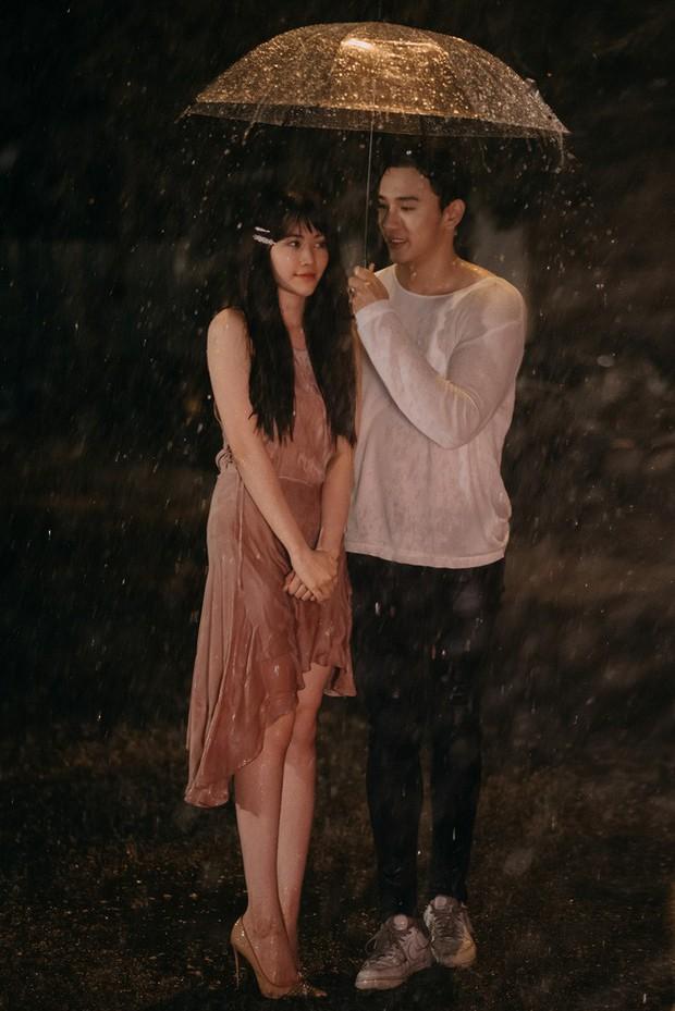 Phũ đẹp Quang Trung đi cưới vợ, Cris Phan bỗng trổ bóng trong phim mới của miss thất tình Nam Em - Ảnh 4.