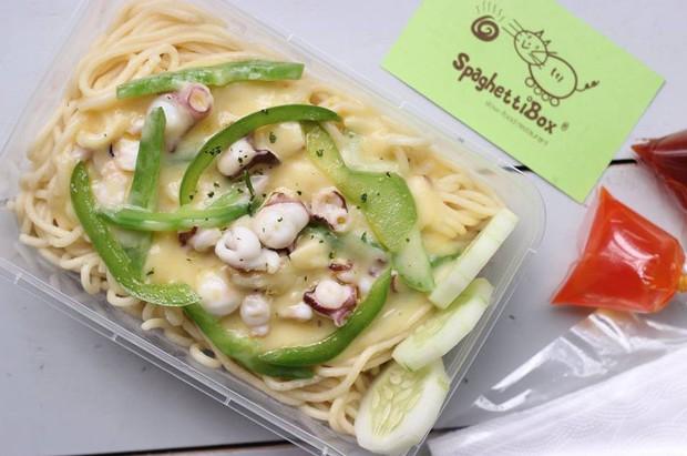 Đầu tháng ăn sang mà không tốn tiền với các hàng spaghetti giá rẻ ở Hà Nội - Ảnh 3.