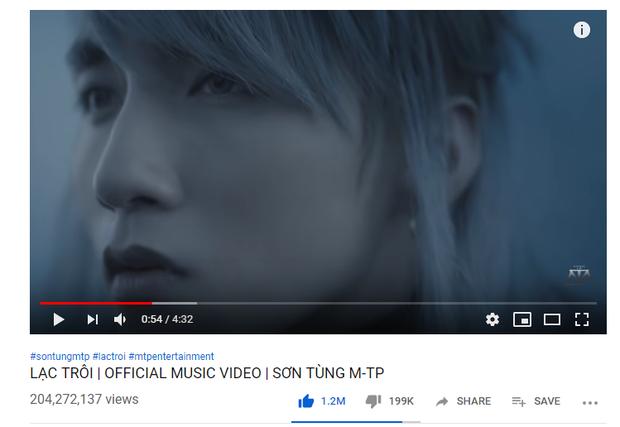 Duy nhất 5 MV Vpop này đạt trên 1 triệu likes, hết 4 sản phẩm của Sơn Tùng, còn 1 ca khúc cuối thuộc về ai? - Ảnh 5.