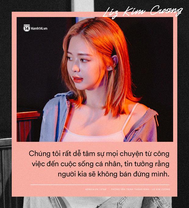 """Trịnh Thăng Bình - Liz Kim Cương: """"Chúng tôi như tri kỷ, là mảnh ghép hoàn hảo dành cho nhau"""" - Ảnh 3."""