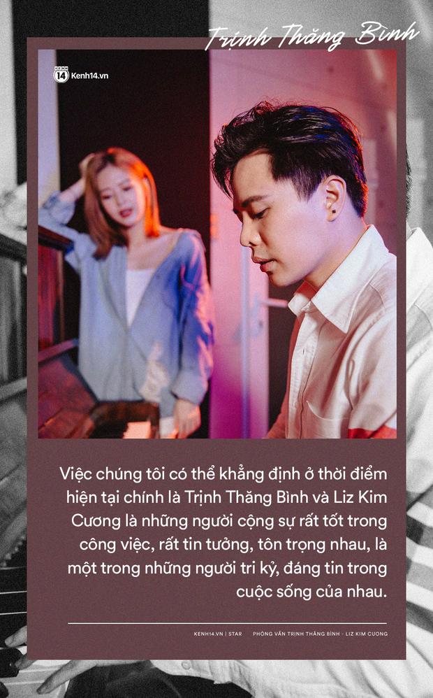 """Trịnh Thăng Bình - Liz Kim Cương: """"Chúng tôi như tri kỷ, là mảnh ghép hoàn hảo dành cho nhau"""" - Ảnh 5."""
