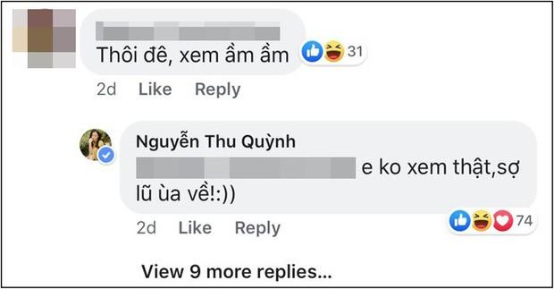 Mượn cảnh Vũ ngoại tình Nhã bỏ mặc Thư, Thu Quỳnh khéo léo nhắc lại chuyện xưa với chồng cũ Chí Nhân - Ảnh 3.