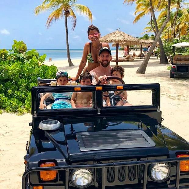Tiết lộ về hòn đảo bí hiểm được Messi chọn cho kỳ nghỉ dài nhất năm: Biệt lập với thế giới, giá thuê phòng cực chát cho một đêm - Ảnh 7.