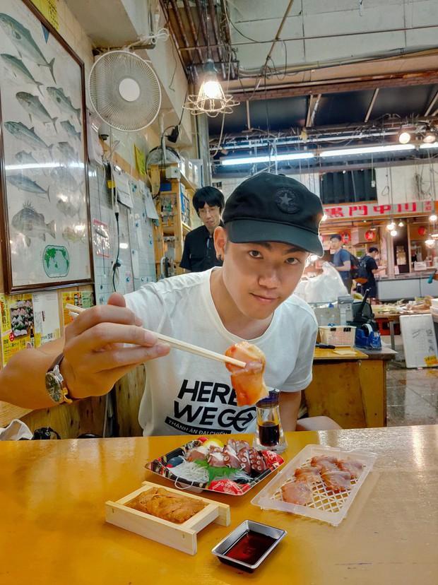 Hai thí sinh một mình đến Nhật Bản trong thử thách vòng 2 Here We Go: Hành trình ẩm thực Việt ấm áp tình đồng hương - Ảnh 4.