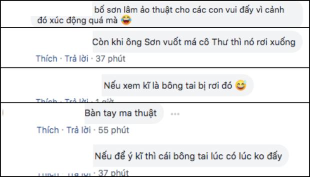 Phục độ soi của fan Về Nhà Đi Con: Phát hiện bố Bố Sơn úm ba la mất tiêu bông tai của con gái - Ảnh 5.