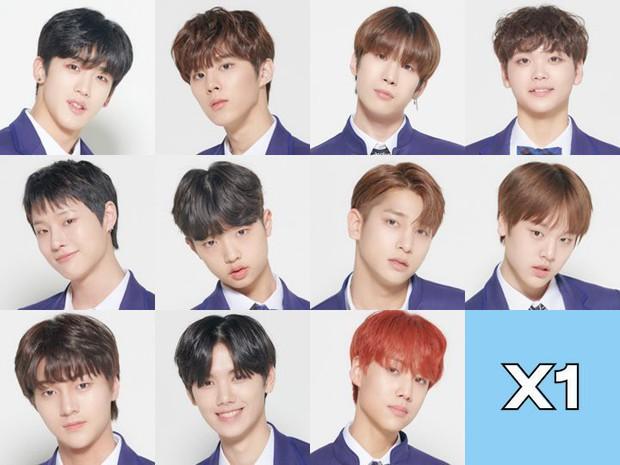 X1 lại vướng thị phi vì chuyện màu sắc đại diện, cả I.O.I, Wanna One đang yên cũng bị lôi vào - Ảnh 1.