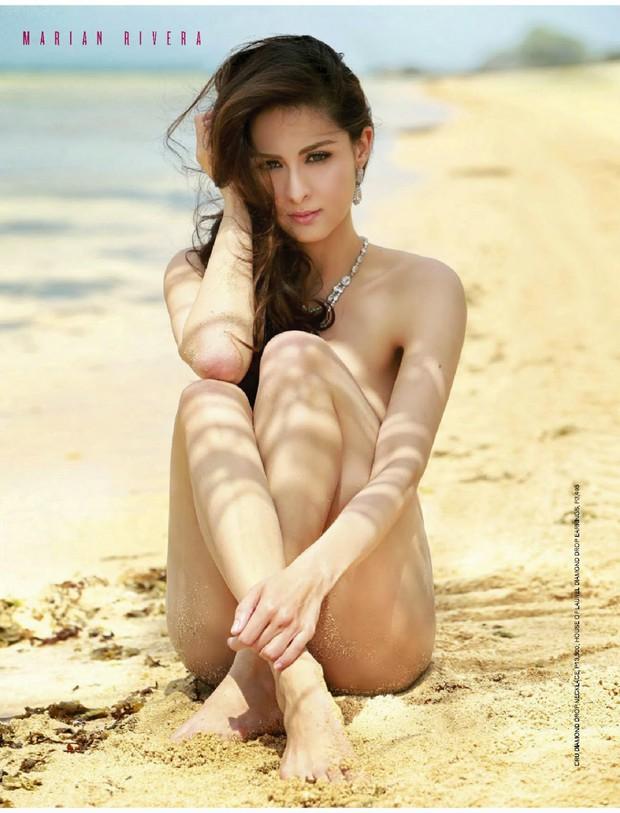 Vẫn đẹp mê người sau sinh, nhưng chuyện gì xảy ra với body bốc lửa của mỹ nhân đẹp nhất Philippines thế này? - Ảnh 6.