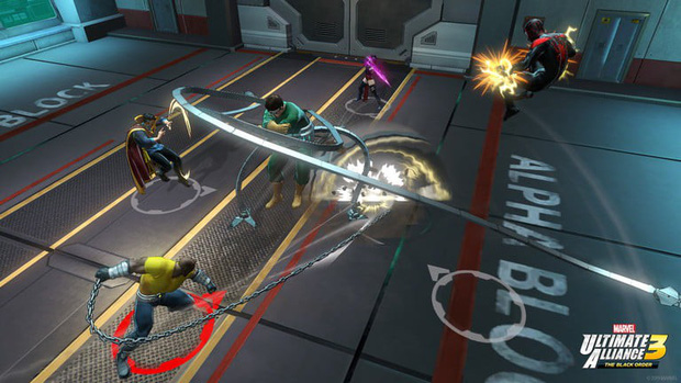 Có tới 40 nhân vật trong Marvel Ultimate Alliance 3: The Black Order vừa phát hành, từ Loki đến Thanos đều đủ cả! - Ảnh 6.