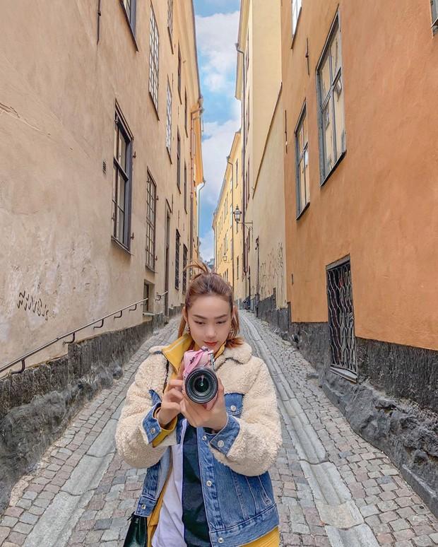 """Điểm danh 5 """"nữ thần du lịch"""" của showbiz Việt: Toàn nhan sắc cực phẩm, đi tới đâu là fan đổ ầm ầm tới đó! - Ảnh 6."""