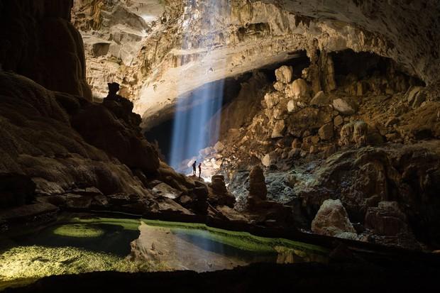 Nóng: Động Thiên Đường ở Quảng Bình được xác lập kỷ lục hang động độc đáo và tráng lệ nhất châu Á - Ảnh 1.