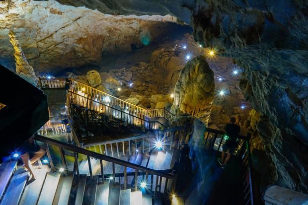 Nóng: Động Thiên Đường ở Quảng Bình được xác lập kỷ lục hang động độc đáo và tráng lệ nhất châu Á - Ảnh 6.