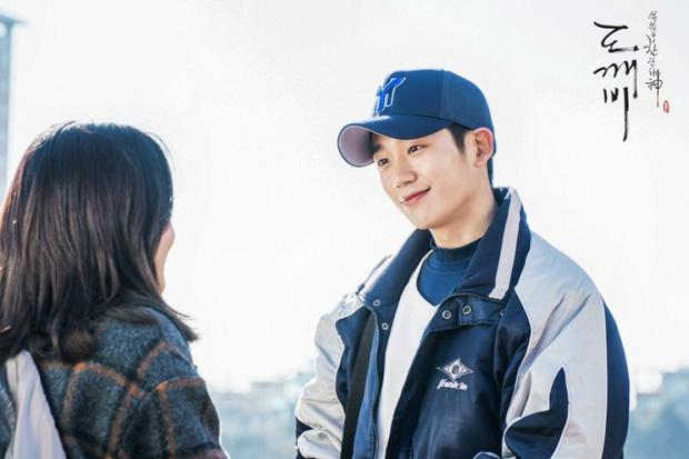Kim Go Eun công khai thả thính mỹ nam Jung Hae In, quên luôn dàn bạn diễn cực phẩm - Ảnh 4.