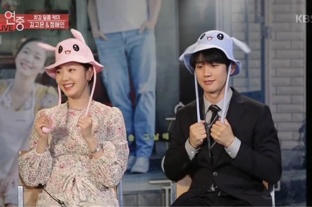 Kim Go Eun công khai thả thính mỹ nam Jung Hae In, quên luôn dàn bạn diễn cực phẩm - Ảnh 5.
