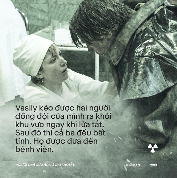 Họ chôn anh với đôi chân trần: Cái chết bi thảm của người lính cứu hỏa ở Chernobyl - Ảnh 13.