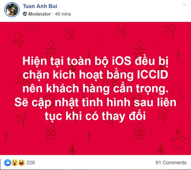 iPhone Lock bị Apple khóa kích hoạt: Người dùng Việt kêu trời, thương gia điêu đứng - Ảnh 4.
