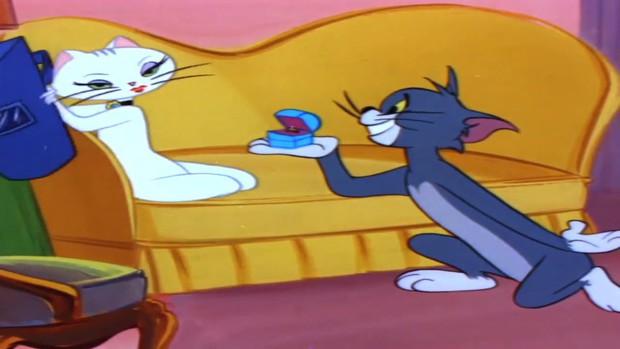 Suốt đời đuổi bắt nhau, đây là lần hiếm hoi Tom và Jerry đứng cùng chiến tuyến: Cùng bị người yêu bội phản, tuyệt vọng đến mức tự tử - Ảnh 4.