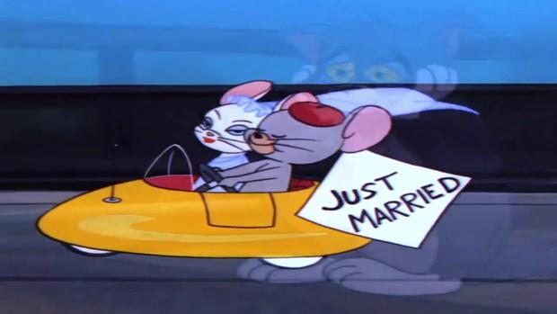 Suốt đời đuổi bắt nhau, đây là lần hiếm hoi Tom và Jerry đứng cùng chiến tuyến: Cùng bị người yêu bội phản, tuyệt vọng đến mức tự tử - Ảnh 8.