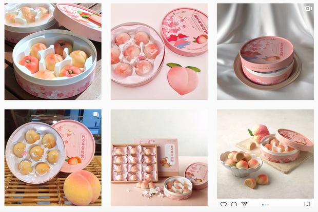 Hội bánh bèo xứ Hàn đang mê mẩn món bánh mì đào tươi xinh phủ sóng cả Instagram này - Ảnh 3.