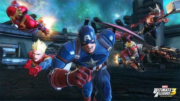 Có tới 40 nhân vật trong Marvel Ultimate Alliance 3: The Black Order vừa phát hành, từ Loki đến Thanos đều đủ cả! - Ảnh 2.