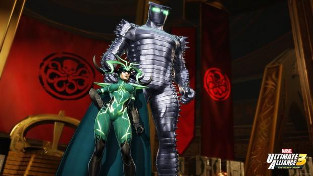 Có tới 40 nhân vật trong Marvel Ultimate Alliance 3: The Black Order vừa phát hành, từ Loki đến Thanos đều đủ cả! - Ảnh 3.