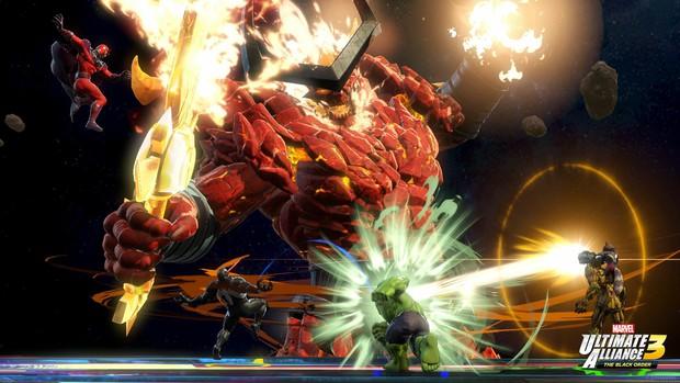 Có tới 40 nhân vật trong Marvel Ultimate Alliance 3: The Black Order vừa phát hành, từ Loki đến Thanos đều đủ cả! - Ảnh 5.