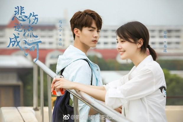 """""""Đại chiến"""" phim hè của các nữ hoa đán: Cổ Lực Na Trát vừa xuất hiện đã vượt mặt Trịnh Sảng và Đường Yên - Ảnh 2."""