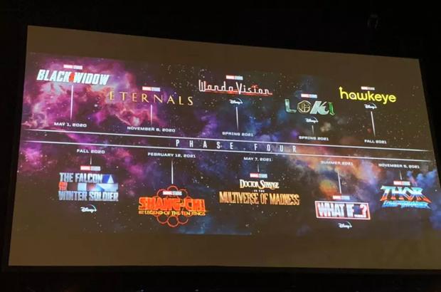 CỰC HOT: Marvel chính thức công bố 11 bom tấn giai đoạn 4, dội bom khán giả vô số bất ngờ - Ảnh 13.