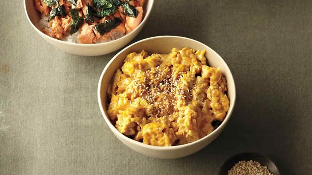 Vấn đề gây nhức nhối với chính người Nhật: đặt thức ăn lên cơm trắng có làm bẩn cơm? - Ảnh 3.