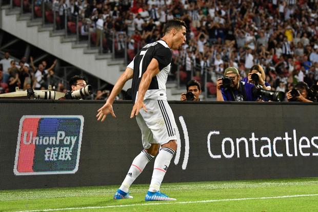 Ronaldo ghi bàn, nhưng siêu phẩm từ giữa sân của tiền đạo số 1 nước Anh giúp Tottenham ngược dòng ngoạn mục thắng Juventus 3-2 - Ảnh 6.