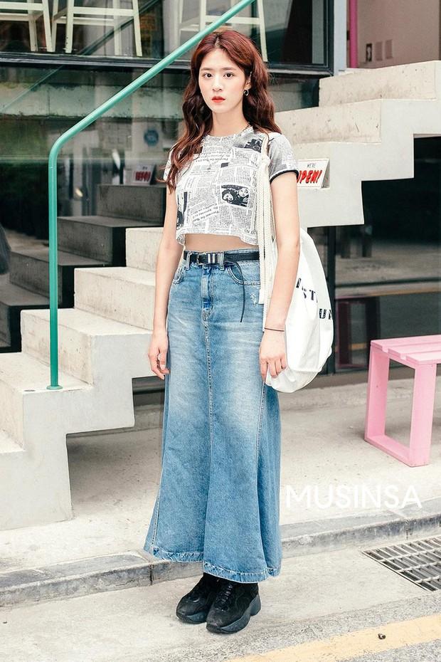 Toàn đồ basic nhưng mô đen hết cỡ, street style Hàn Quốc tuần qua sẽ khiến bạn muốn copy ngay và luôn - Ảnh 5.
