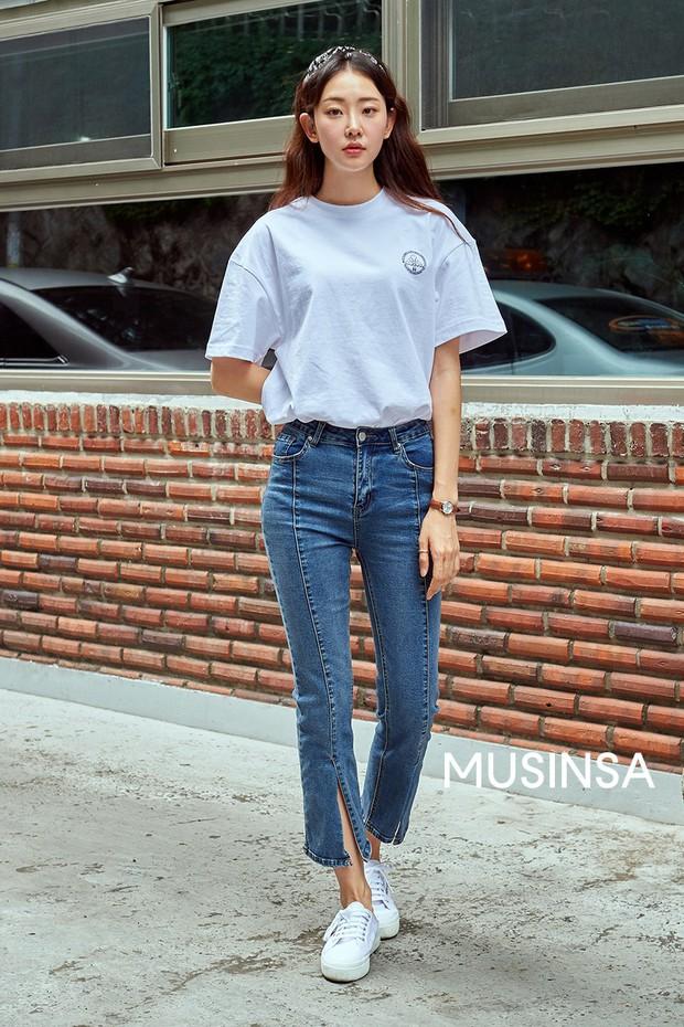Toàn đồ basic nhưng mô đen hết cỡ, street style Hàn Quốc tuần qua sẽ khiến bạn muốn copy ngay và luôn - Ảnh 11.